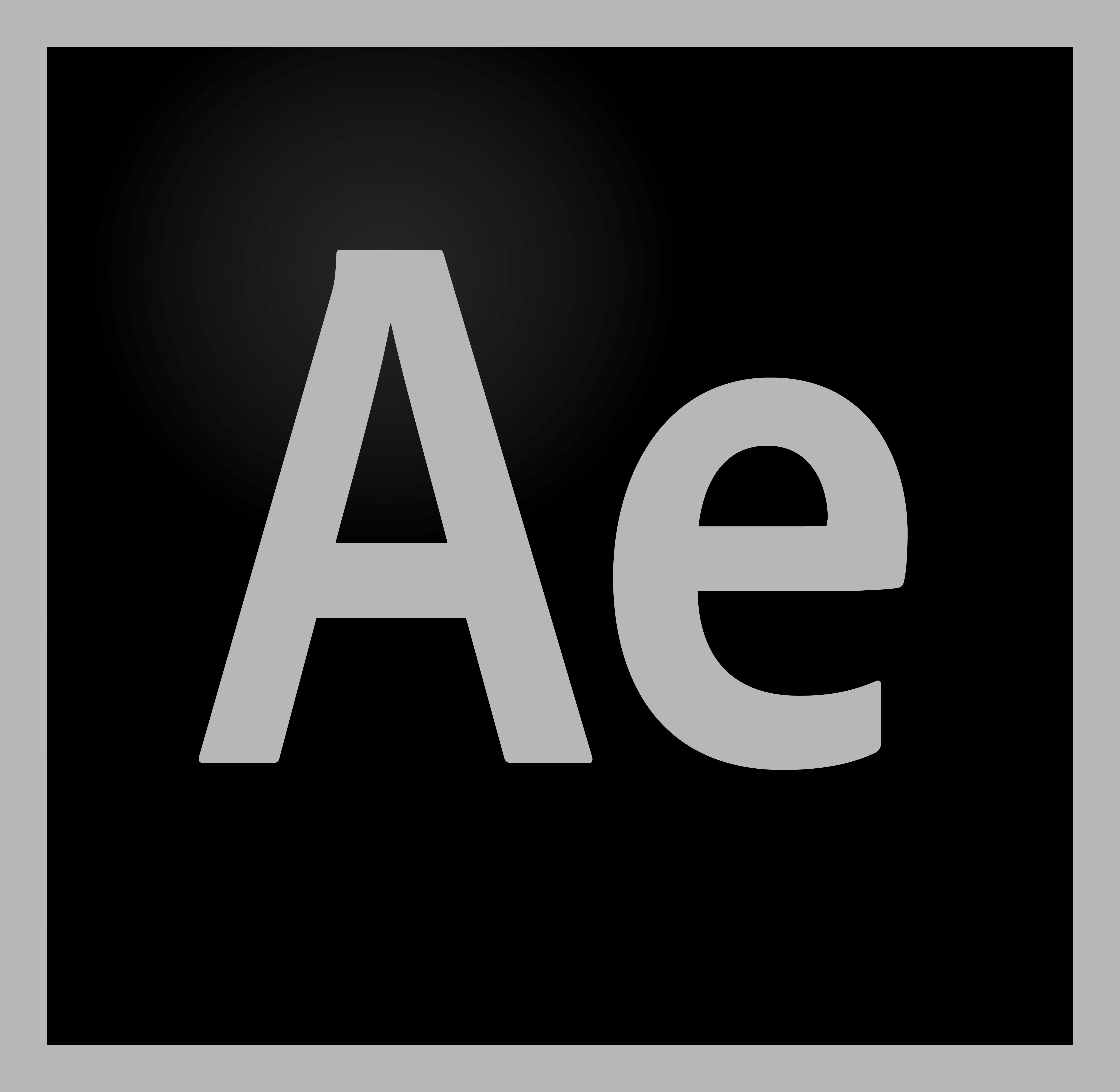 logo after effect motion design